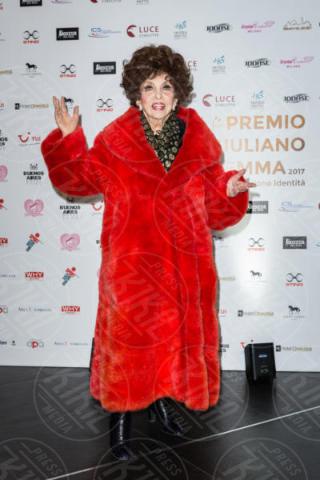Gina Lollobrigida - Roma - 15-12-2017 - Premi Gemma, Ronn Moss e Devin Devasquez si rubano la scena
