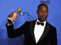 Sterling K. Brown - Beverly Hills - 07-01-2018 - Golden Globe 2018: trionfa Tre Manifesti a Ebbing, Missouri