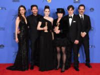 cast The Marvelous Mrs. Maisel - Beverly Hills - 07-01-2018 - Golden Globe 2018: trionfa Tre Manifesti a Ebbing, Missouri