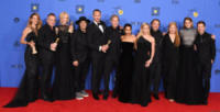 cast Big Little Lies - Beverly Hills - 07-01-2018 - Golden Globe 2018: trionfa Tre Manifesti a Ebbing, Missouri