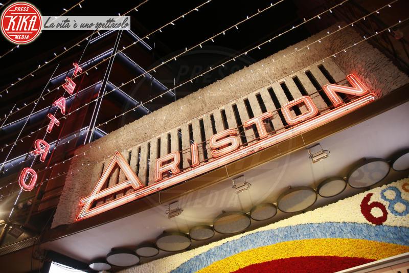 Teatro Ariston - Sanremo - 05-02-2018 - Festival di Sanremo: i concorrenti sfilano sul red carpet