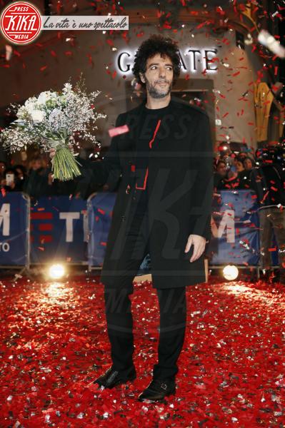 Max Gazzè - Sanremo - 05-02-2018 - Festival di Sanremo: i concorrenti sfilano sul red carpet