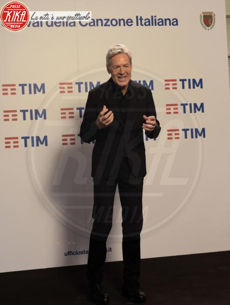 Claudio Baglioni - Sanremo - 07-02-2018 - Sanremo 2018, la decisione sulla squalifica di Meta e Moro