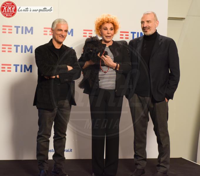 Ornella Vanoni - Sanremo - 07-02-2018 - Sanremo 2018, la decisione sulla squalifica di Meta e Moro