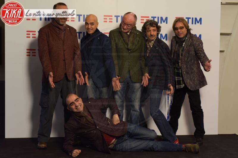 Elio e le Storie tese - Sanremo - 07-02-2018 - Sanremo 2018, la decisione sulla squalifica di Meta e Moro