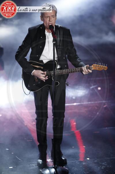 Claudio Baglioni - Sanremo - 08-02-2018 - Sanremo 2018: l'ironia dei conduttori sul caso plagio
