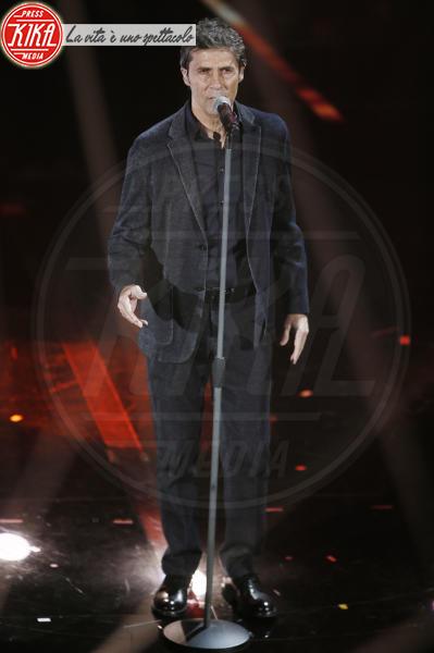 Luca Barbarossa - Sanremo - 08-02-2018 - Sanremo 2018: l'ironia dei conduttori sul caso plagio