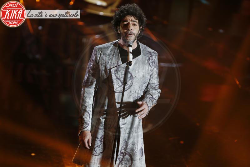 Max Gazzè - Sanremo - 08-02-2018 - Sanremo 2018: l'ironia dei conduttori sul caso plagio