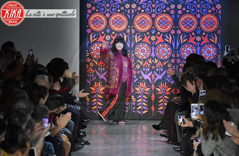 Sfilata Anna Sui, Anna Sui - New York - 12-02-2018 - NYFW: Gigi Hadid sfila per Anna Sui. Troppo magra? Ecco perché