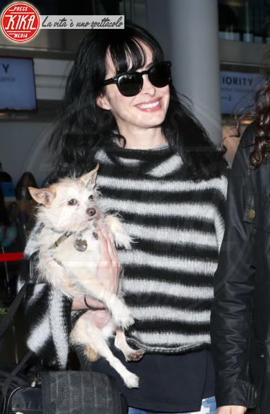 Krysten Ritter - LAX - 28-02-2018 - Bizzarrie da star: Barbra Streisand clona il suo cane