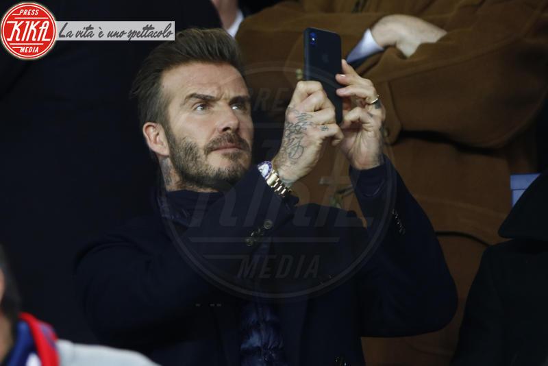 David Beckham - Parigi - 06-03-2018 - Bella Hadid manda nel 'pallone' David Beckham