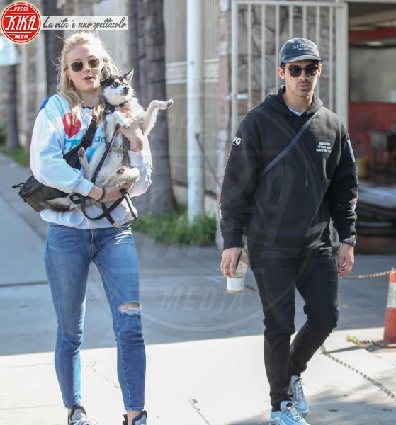 Sophie Turner, Joe Jonas - West Hollywood - 04-04-2018 - Sophie Turner e Joe Jonas sposi a Las Vegas: le foto