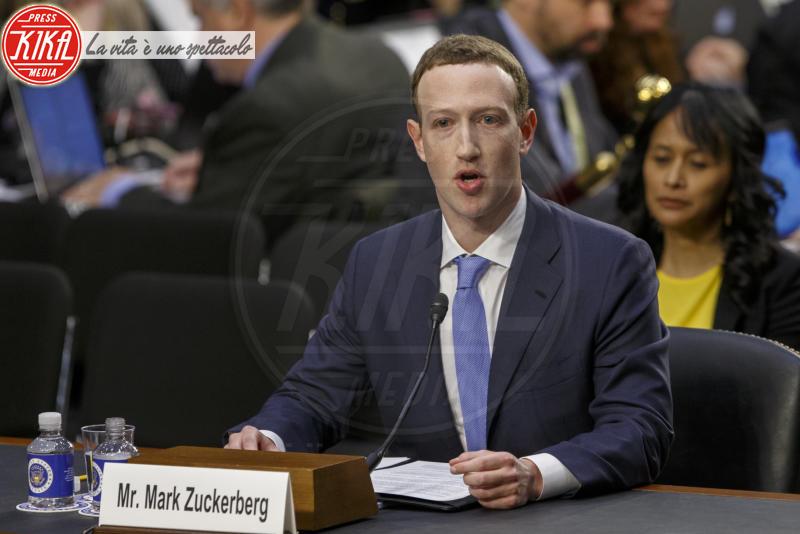 Mark Zuckerberg - Washington - 10-04-2018 - Forbes: la più giovane miliardaria under 30 è lei
