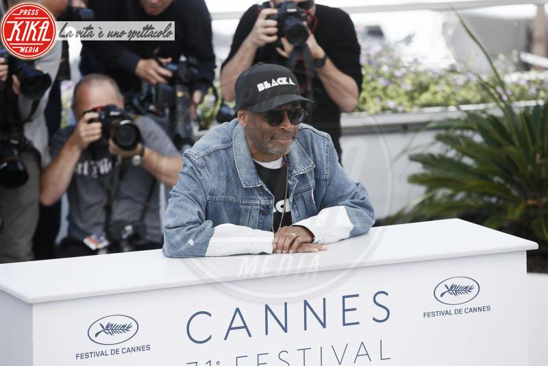 Spike Lee - Cannes - 15-05-2018 - Spike Lee presidente della giuria a Cannes 2020