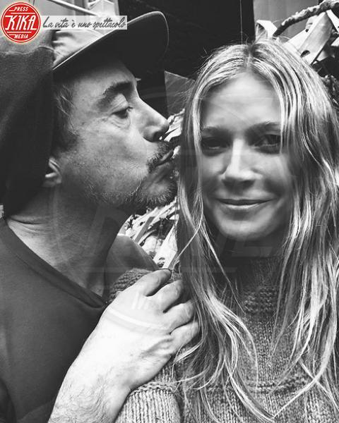 Gwyneth Paltrow, Robert Downey Jr - Los Angeles - 15-05-2018 - Non solo Amadeus e Fiorello, quanto aiuta l'amicizia!