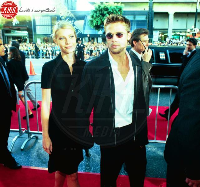 Gwyneth Paltrow, Brad Pitt - Los Angeles - 24-05-2018 - DiCaprio & Co., i vip eroi anche nel quotidiano