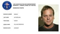 Kiefer Sutherland - 23-10-2007 - Kiefer Sutherland condannato a 48 giorni di prigione