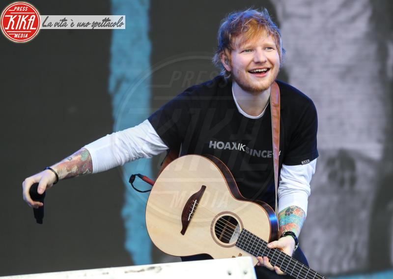 Ed Sheeran - Swansea - 26-05-2018 - Le 10 celebrity più pagate al mondo: in testa c'è ancora lei!