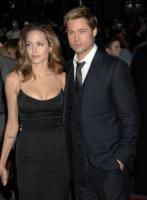 Angelina Jolie, Brad Pitt - New York - 24-10-2007 - Angelina Jolie a dieta ferrea per Venezia