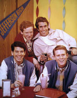 Happy Days - 02-10-2007 - Happy Days compie 45 anni: gli attori ieri e oggi