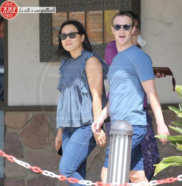 Priscilla Chan, Mark Zuckerberg - Malibu - 09-06-2018 - Ossessione privacy, Mark Zuckerberg e la sua casa vacanze