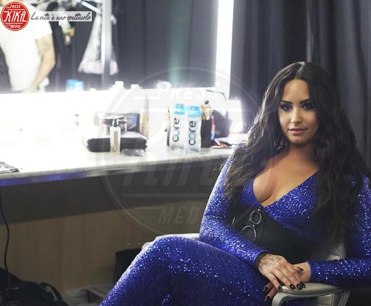 Demi Lovato - 17-06-2018 - Rivoluzione Demi Lovato, mostra il lato b senza fotoritocco
