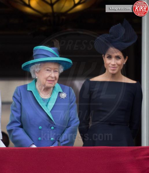 Meghan Markle, Regina Elisabetta II - Londra - 10-07-2018 - Megxit: sarà questa la casa dei duchi di Sussex?