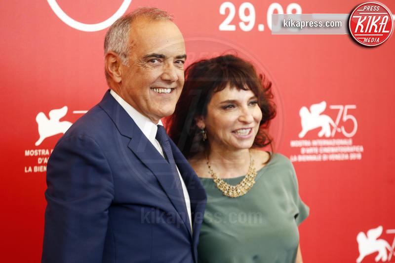 Alberto Barbera, Susanne BIer - Venezia - 29-08-2018 - Venezia 75: Guillermo Del Toro guida le nuove giurie