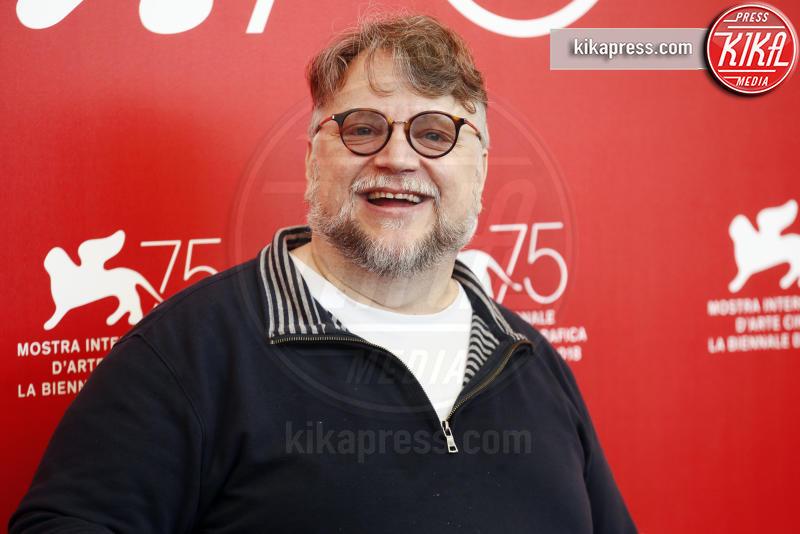 Guillermo del Toro - Venezia - 29-08-2018 - Venezia 75: Guillermo Del Toro guida le nuove giurie