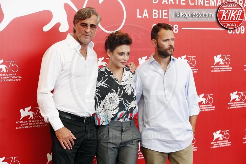 Alessandro Borghi, Max Tortora, Jasmine Trinca - Venezia - 29-08-2018 - Venezia 75: Sulla mia pelle, Borghi e' Stefano Cucchi