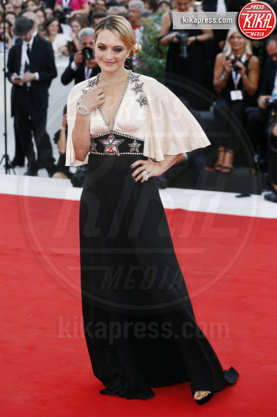 Carolina Crescentini - Venezia - 29-08-2018 - Venezia 75: gli stilisti sul primo red carpet