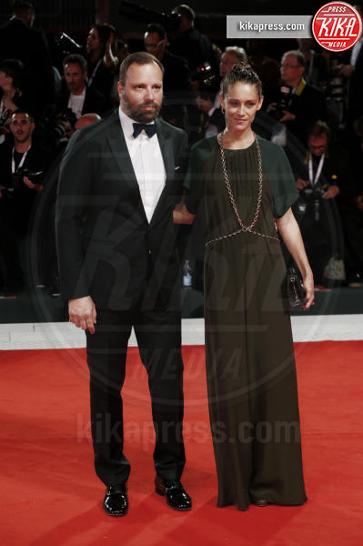 Ariane Labed, Yorgos Lanthimos - Venezia - 30-08-2018 - Venezia 75: Emma Stone, sul red carpet è lei La Favorita