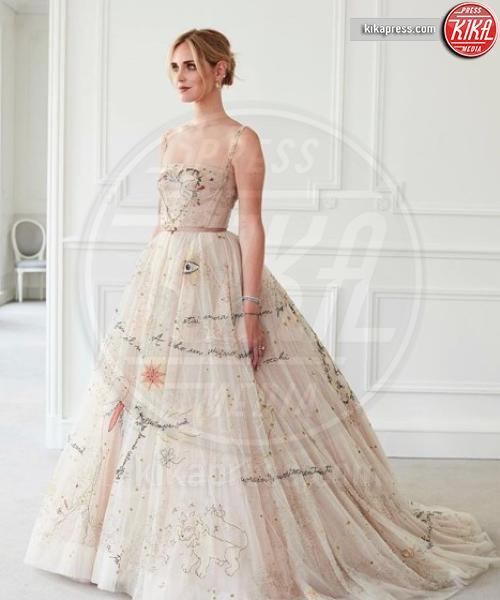 Chiara Ferragni - Chiara Ferragni e Marica spose, chi lo indossa meglio?