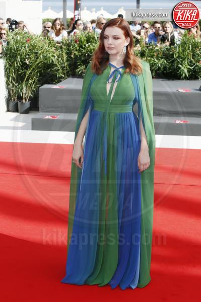 Hannah Murray - Venezia - 02-09-2018 - Venezia 75: Alba Rohrwacher fuori di seno sul red carpet