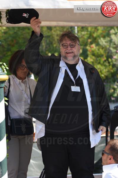 Guillermo del Toro - Venezia - 03-09-2018 - Venezia 75: Chiara Iezzi & Co, al Lido sbarcano gli italiani