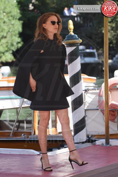Natalie Portman - Venezia - 04-09-2018 - Venezia 75, look total black per Natalie Portman