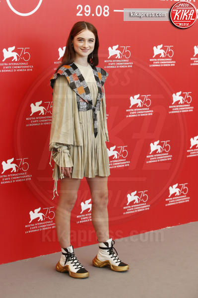 Raffey Cassidy - Venezia - 04-09-2018 - Venezia 75: Natalie Portman presenta Vox Lux