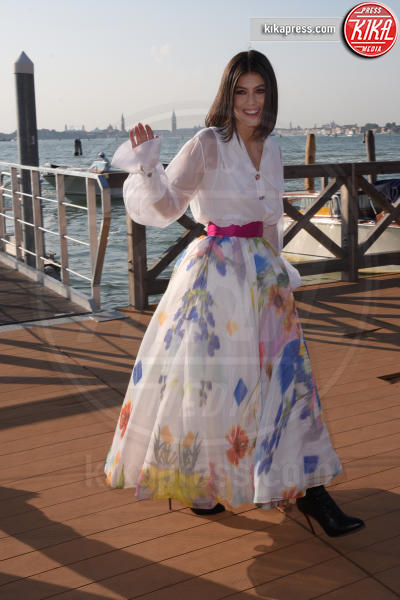 Alessandra Mastronardi - Venezia - 05-09-2018 - Venezia 75: Tilda Swinton-Sandro Kopp, arrivo di coppia al Lido