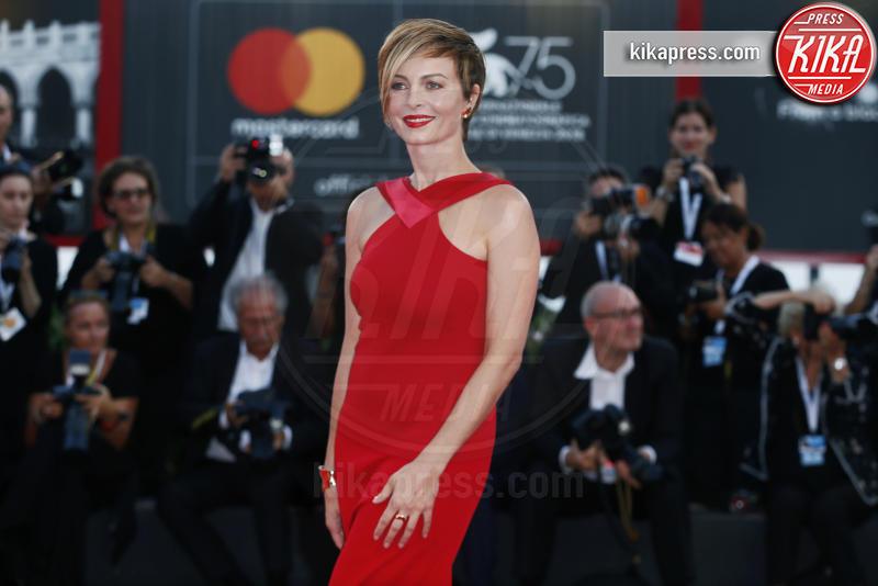 Violante Placido - Venezia - 06-09-2018 - Venezia 75: Marianna Fontana è la vera Capri Revolution