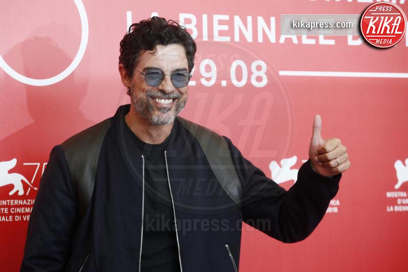 Alessandro Gassmann - Venezia - 07-09-2018 - Venezia 75: Gassmann-Ramazzotti raccontano Una storia senza nome