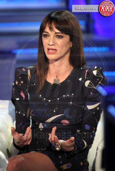 Asia Argento - Roma - 11-11-2018 - Vera Gemma difende Asia Argento: