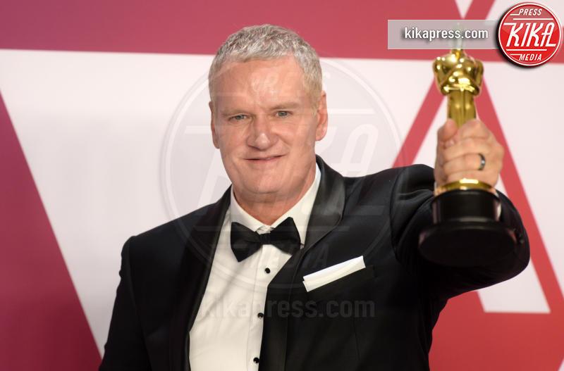 John Ottman - Los Angeles - 24-02-2019 - Oscar 2019: vincono Roma, Green Book, Bohemian Rhapsody