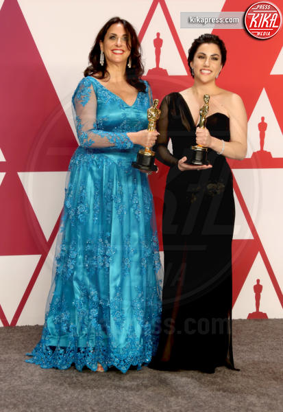 Rayka Zehtabchi, Melissa Berton - Los Angeles - 24-02-2019 - Oscar 2019: vincono Roma, Green Book, Bohemian Rhapsody