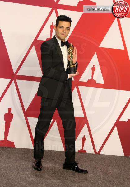 Rami Malek - Los Angeles - 24-02-2019 - Oscar 2019: vincono Roma, Green Book, Bohemian Rhapsody