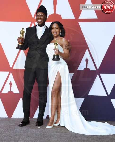 Mahershala Ali, Regina King - Hollywood - 24-02-2019 - Oscar 2019: vincono Roma, Green Book, Bohemian Rhapsody