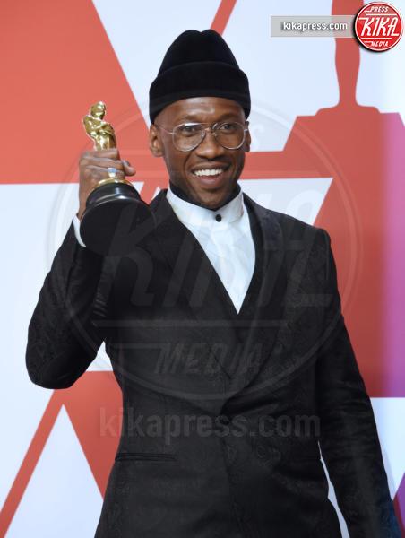 Mahershala Ali - Hollywood - 24-02-2019 - Oscar 2019: vincono Roma, Green Book, Bohemian Rhapsody