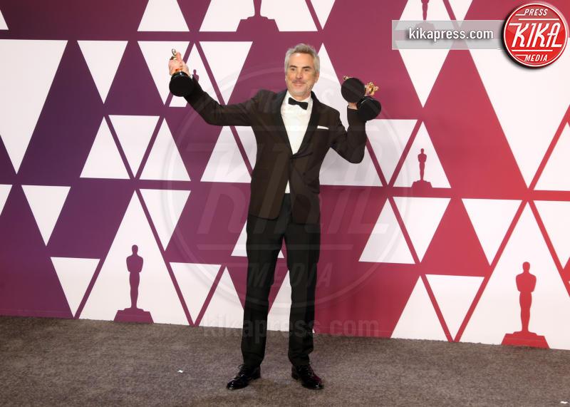 Alfonso Cuaron - Hollywood - 24-02-2019 - Oscar 2019: vincono Roma, Green Book, Bohemian Rhapsody