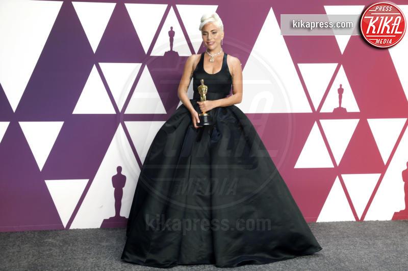 Lady Gaga - Los Angeles - 24-02-2019 - Oscar 2019: vincono Roma, Green Book, Bohemian Rhapsody