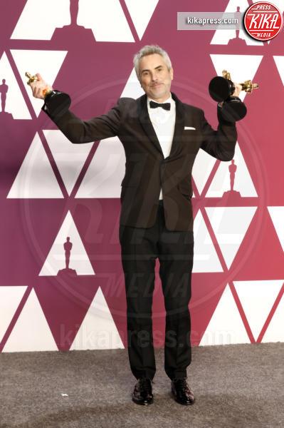 Alfonso Cuarón - Los Angeles - 24-02-2019 - Oscar 2019: vincono Roma, Green Book, Bohemian Rhapsody