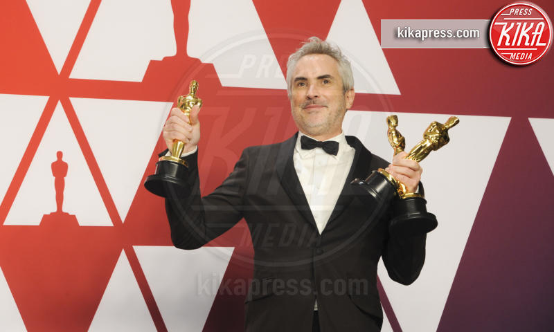 Alfondo Cuaron - Los Angeles - 25-02-2019 - Oscar 2019: vincono Roma, Green Book, Bohemian Rhapsody
